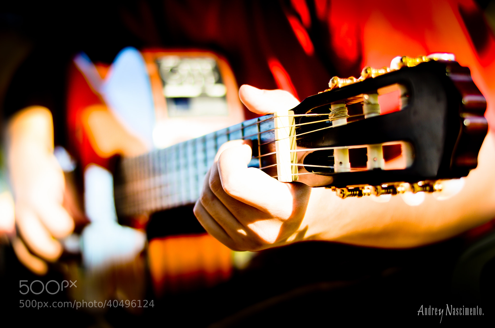 Photograph Guitar Focus by Andrey Nascimento on 500px