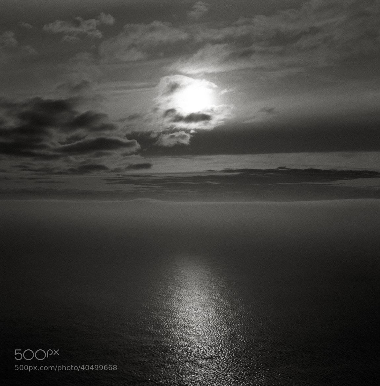Photograph Sunset, Salish Sea by Austin Granger on 500px