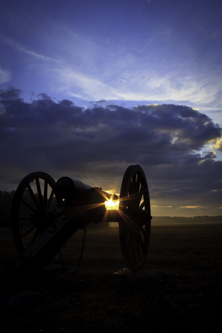 Photograph Sunrise Cannon by Greg Collins on 500px