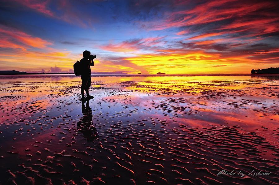 "I'm a ""Traveler"" by Mohd Zaki Shamsudin on 500px"