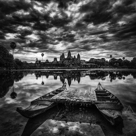 Khmer boat
