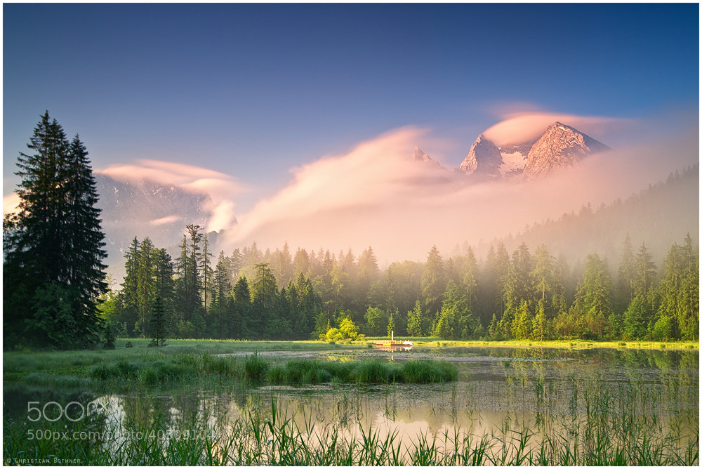 Photograph Movin´Clouds by Christian Bothner on 500px