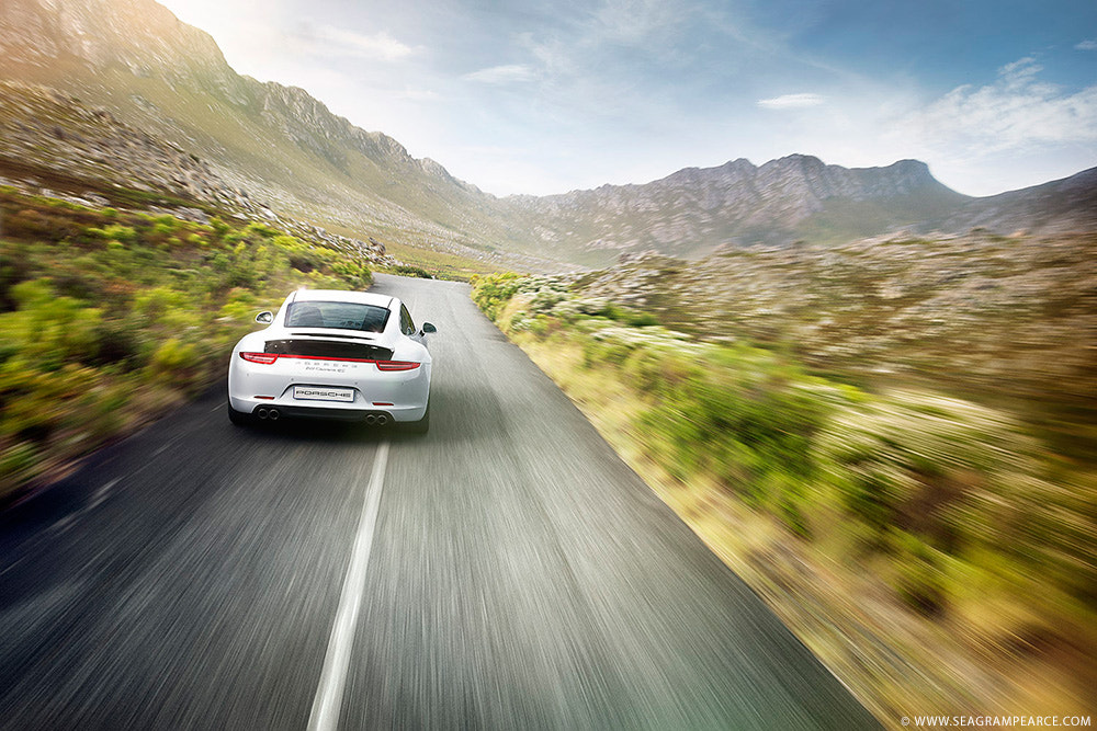 Photograph Porsche 911 Carrera 4S by Seagram Pearce on 500px