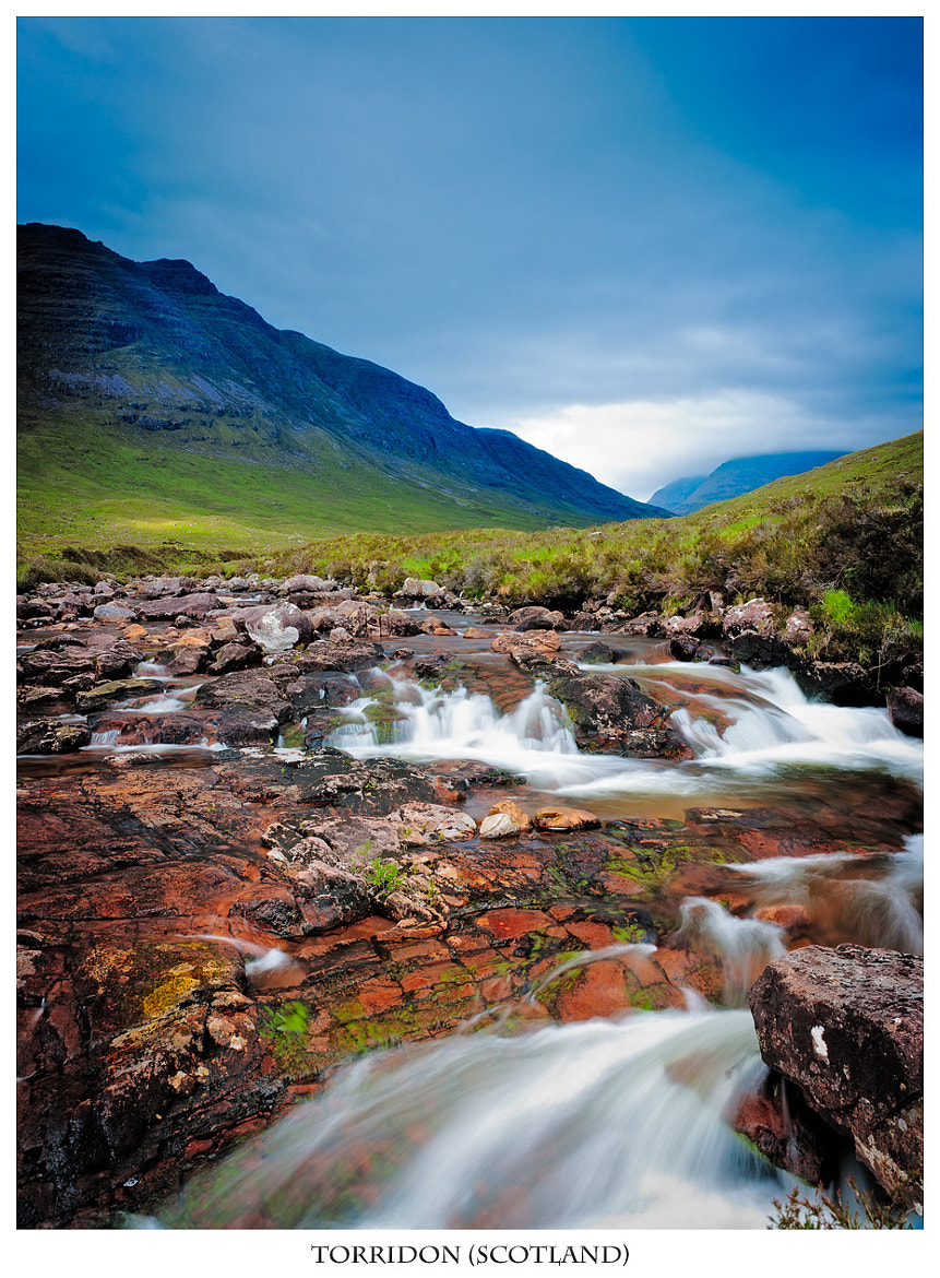 Photograph Torridon Streams by Maciej Markiewicz on 500px