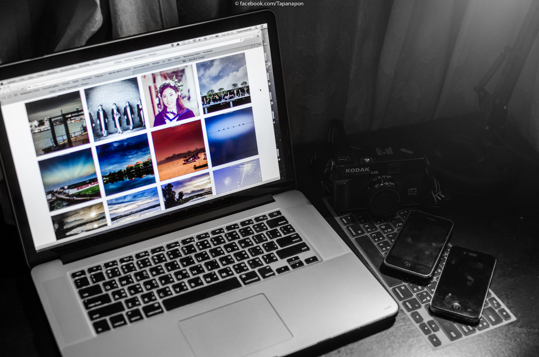 Photograph My Desktop by Nickie Tapanapon on 500px