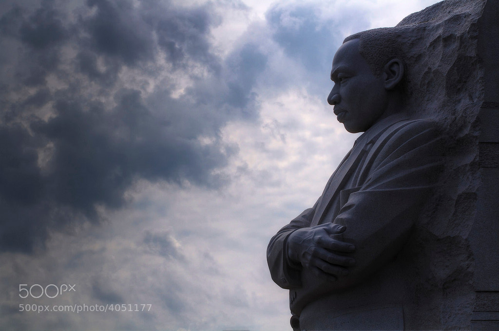 Photograph MLK by Logan Brown on 500px