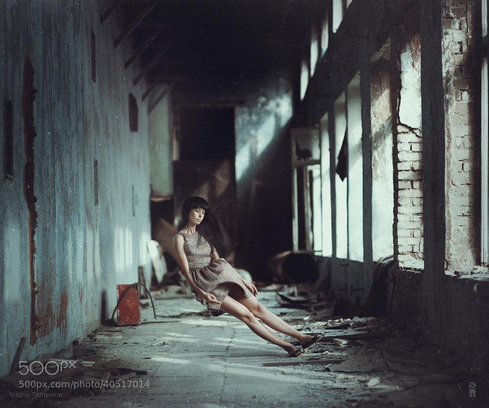 Photograph Doll by Nikolay Tikhomirov on 500px