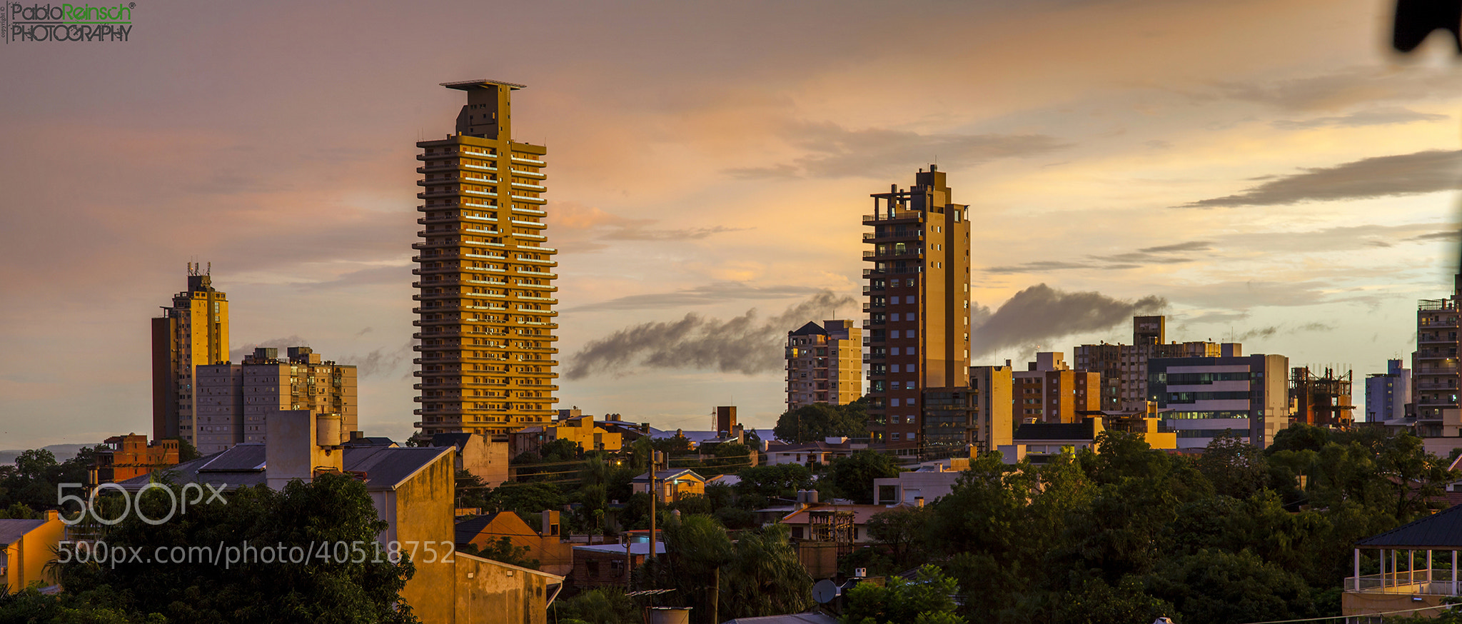 Photograph Paisaje urbano.- by Pablo Reinsch on 500px