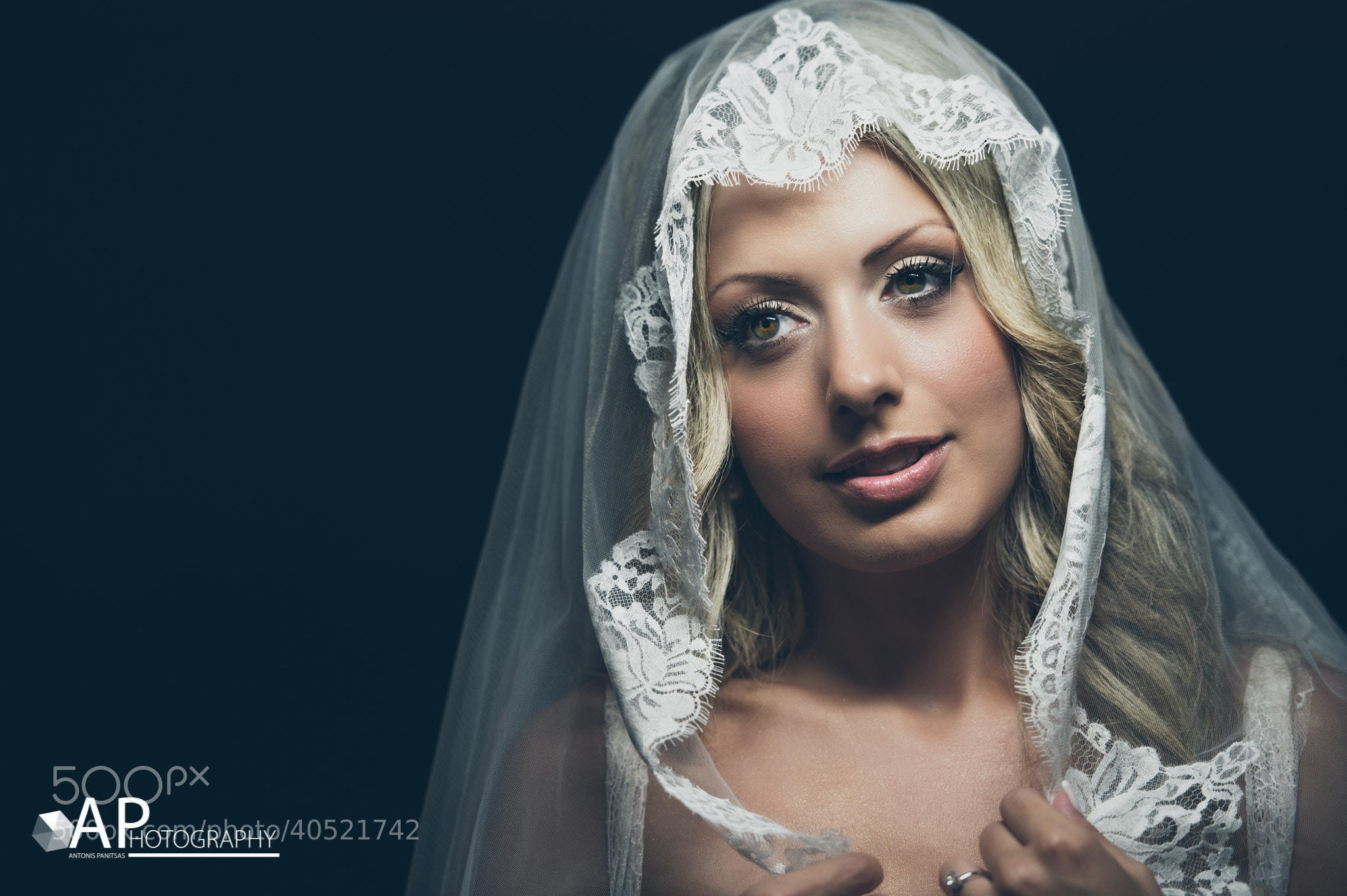 Photograph Bride by Antonis Panitsas on 500px