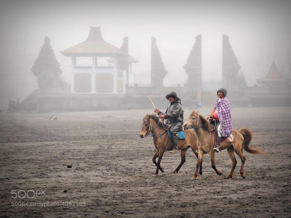 Photograph passing  the mandalas by Irawan Subingar on 500px