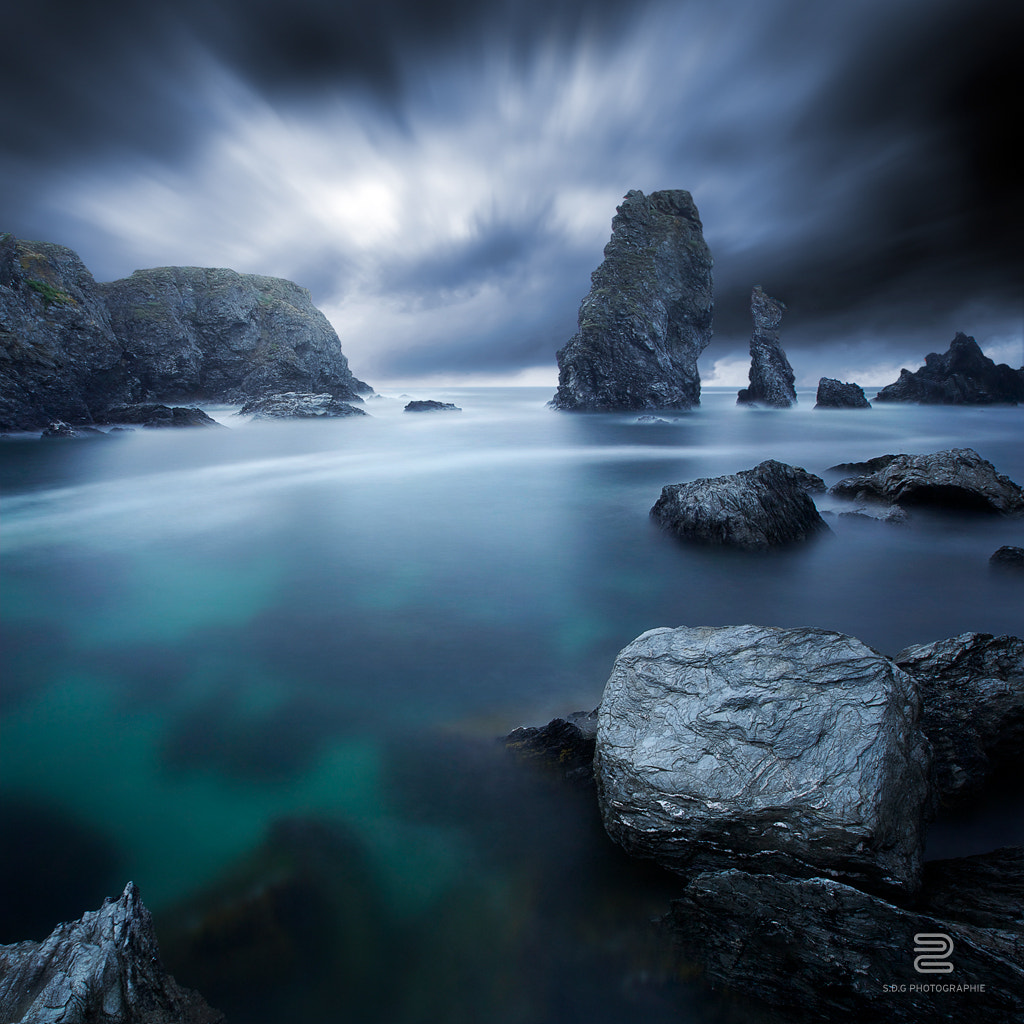 Photograph Turquoise II by Sébastien DEL GROSSO on 500px