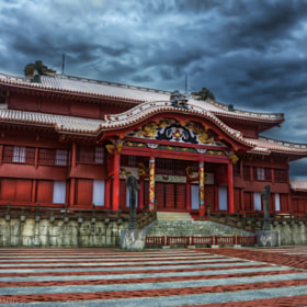 Shuri Castle by John Souza (jswolfphotography)) on 500px.com