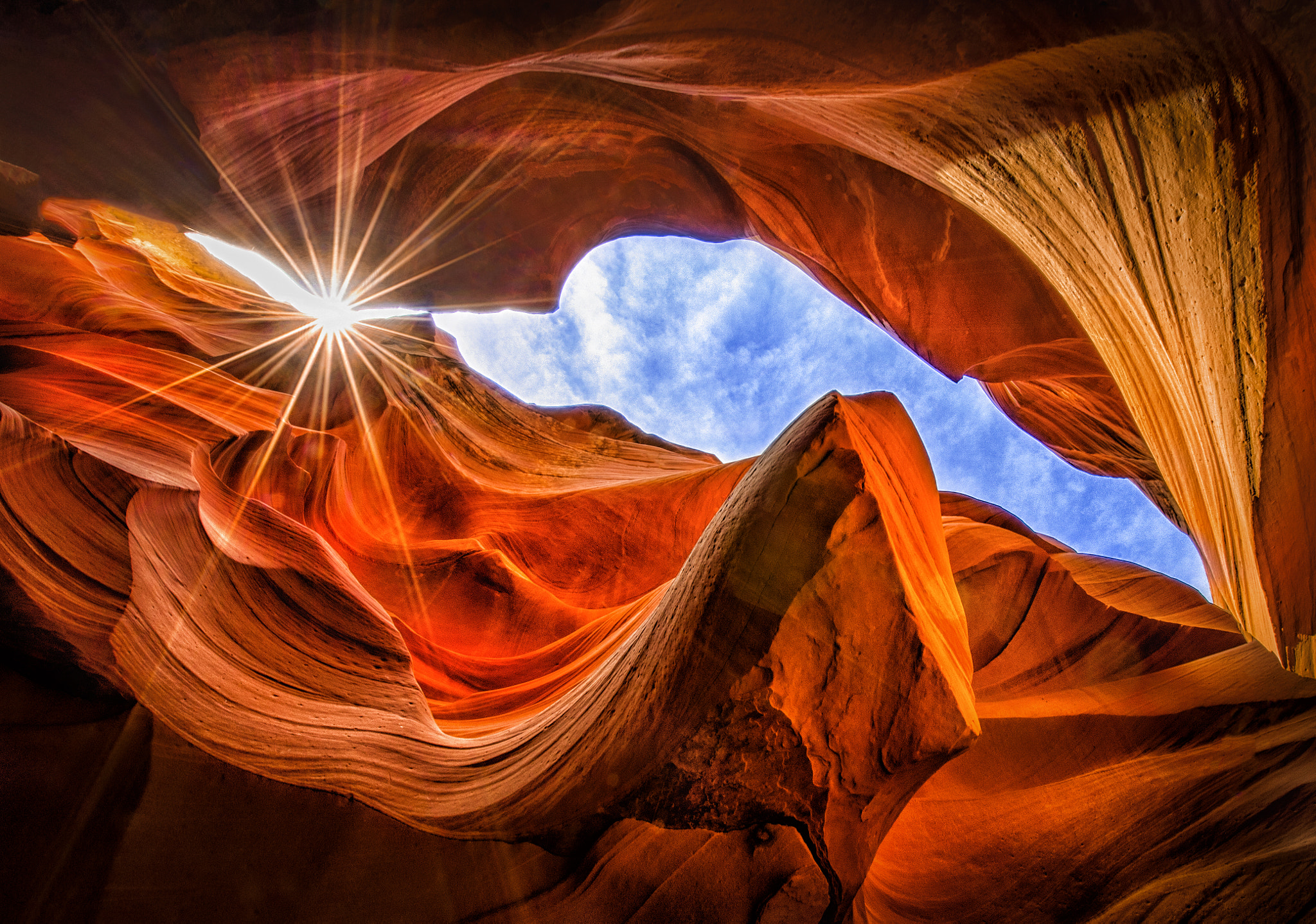 Photograph Early Morning In Antelope Canyon by William McIntosh on 500px
