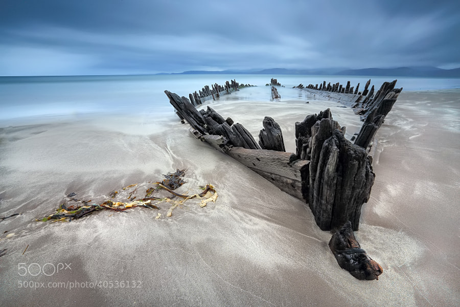 Photograph Rossbeigh Strand  by Marius Kaste?kas on 500px