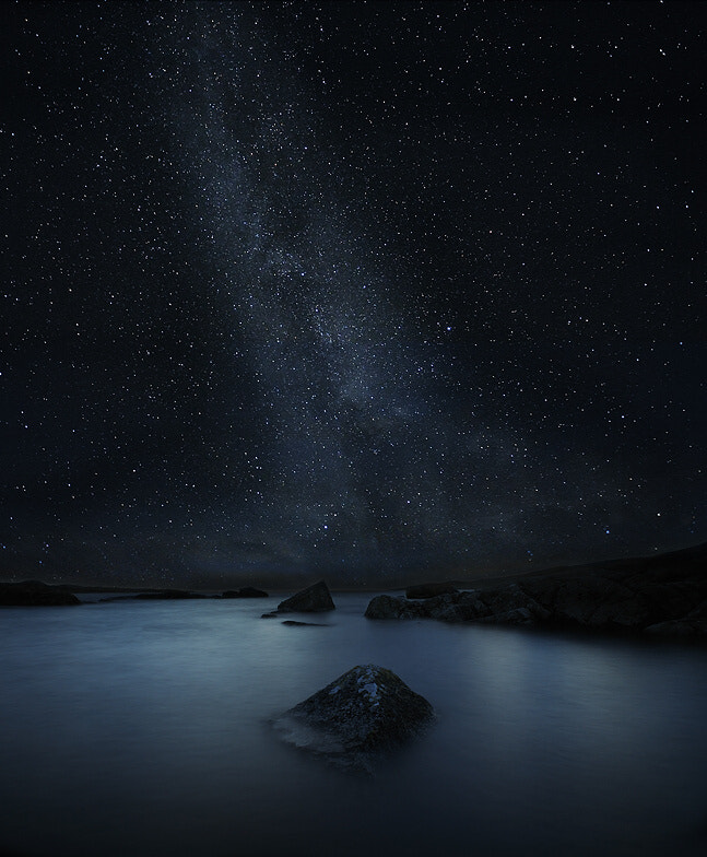 Photograph Milky Night by Martin Marcisovsky on 500px