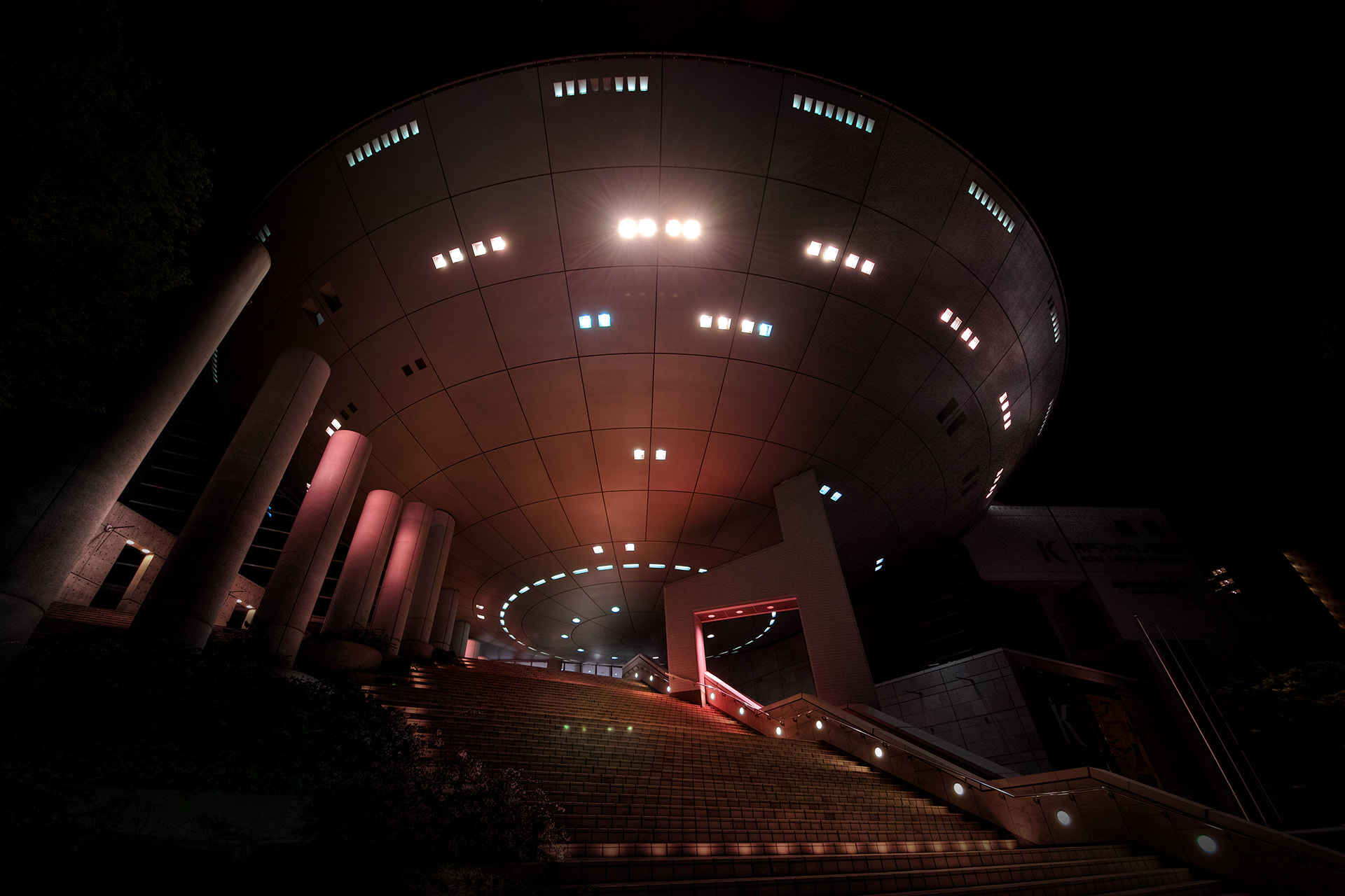 Photograph The Starship by Azul Obscura on 500px