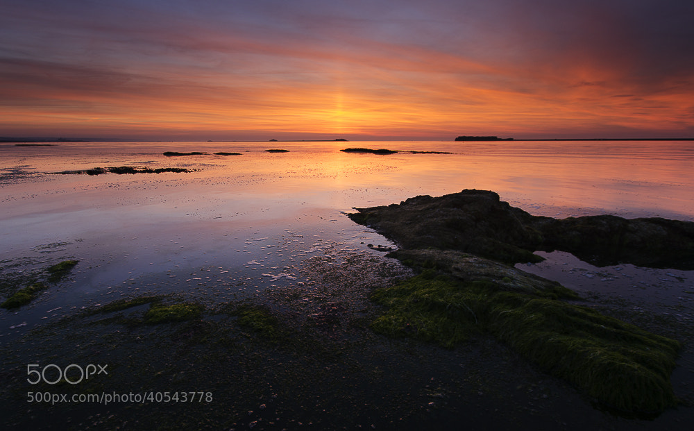 Photograph A Normandy Sunset by P Goigz on 500px
