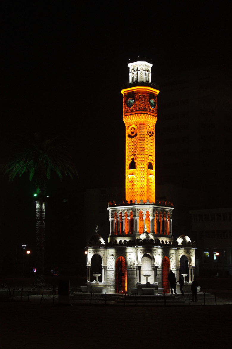 Photograph The clock tower, in IZMIR by merve kan on 500px