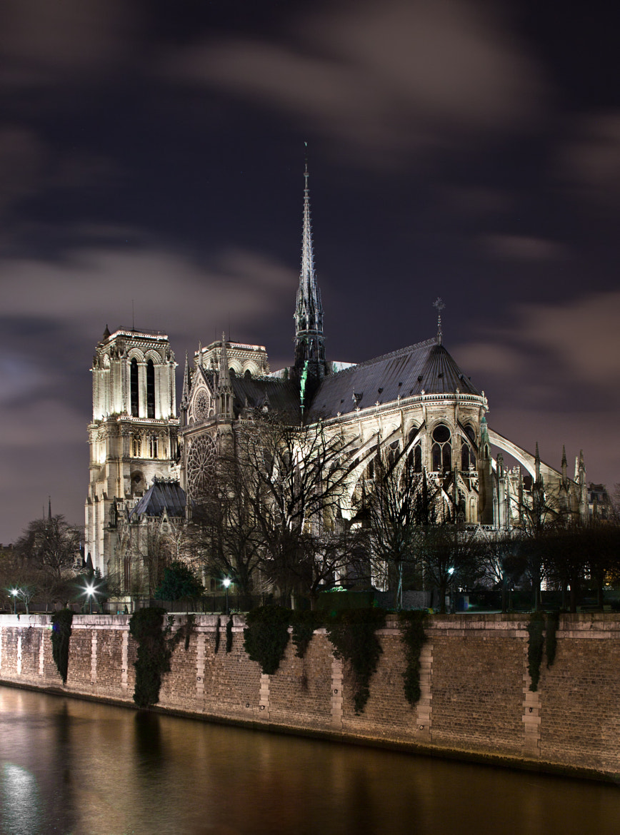 Photograph Midnight in Paris by Roger  on 500px