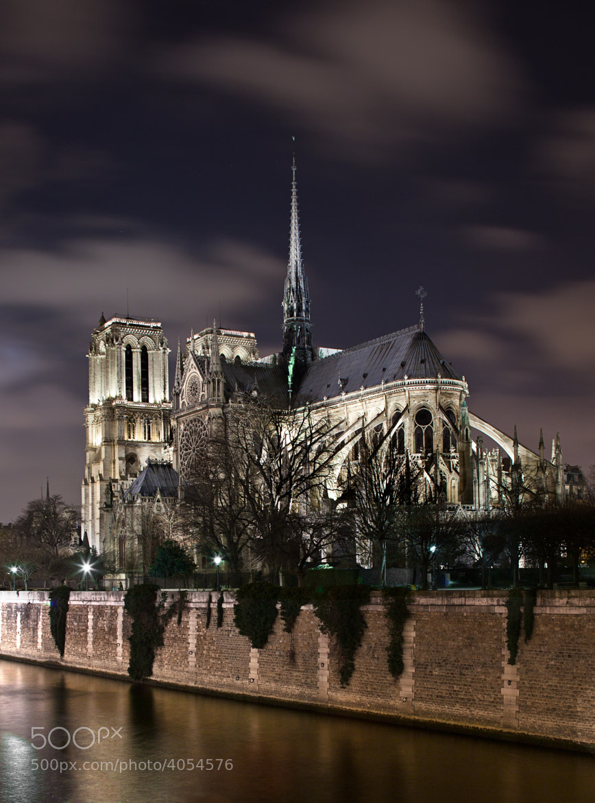 Photograph Midnight in Paris by Roger Orpinell on 500px