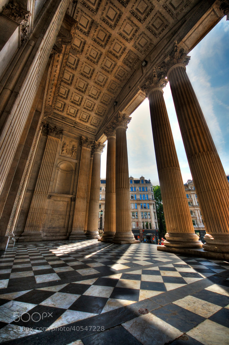 Photograph Columns by Daniele Delgrosso on 500px