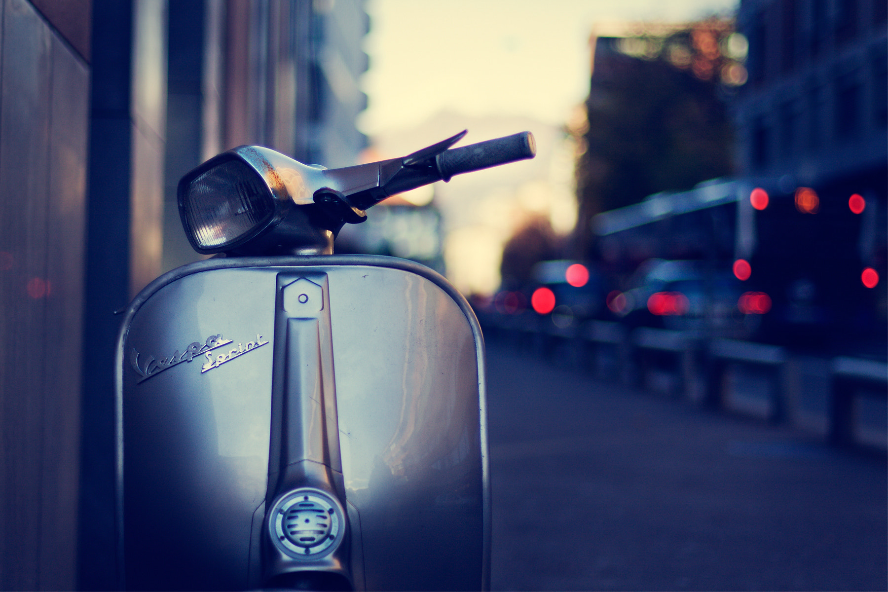 Photograph Vespa Sprint by marco|g  on 500px