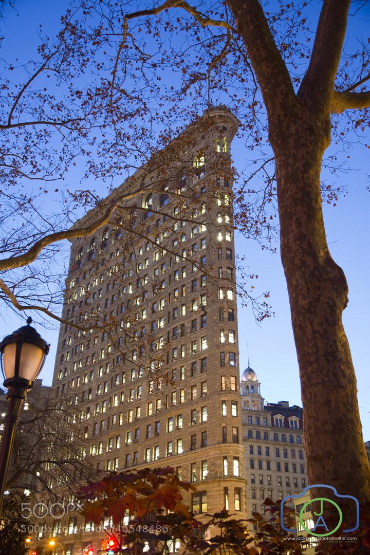 Photograph Flatiron Building by Jack L. Aiello on 500px