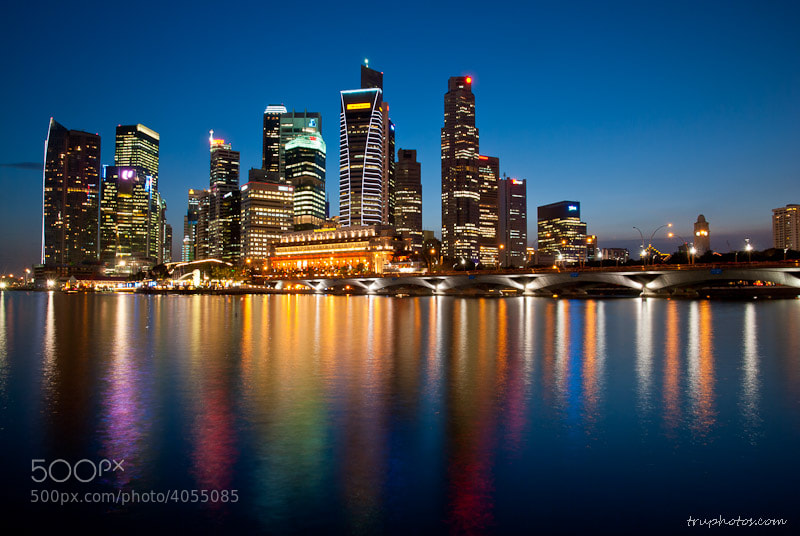 Photograph City of lights by Weizhong Deng on 500px