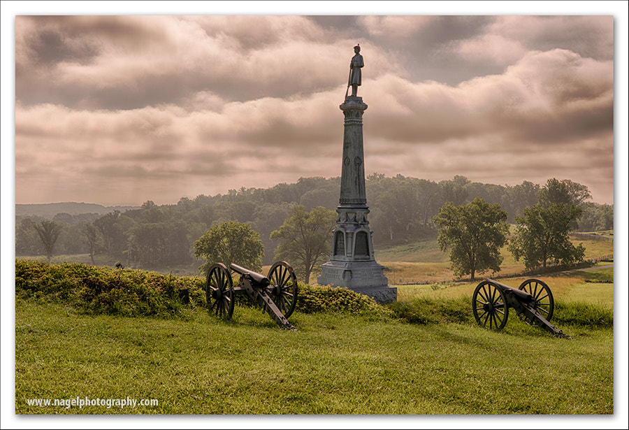 Photograph A Gettysburg Morning by Glenn Nagel on 500px