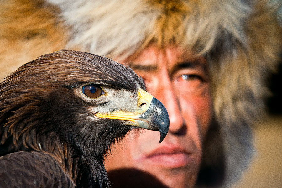 Eagle Hunter 7 by Viacheslav Smilyk on 500px.com