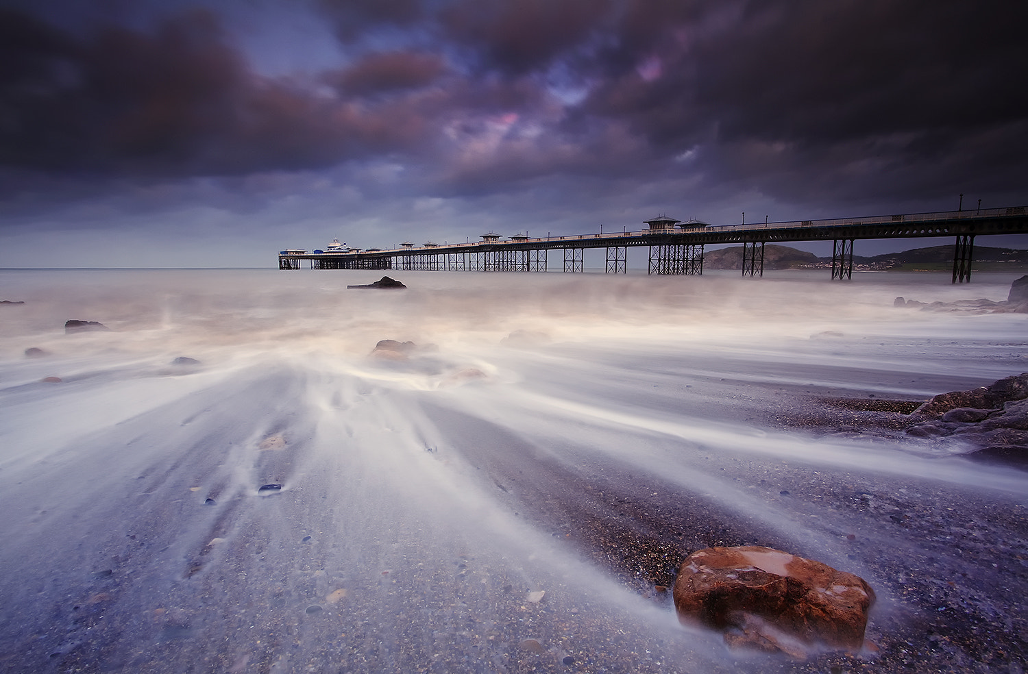 Photograph Llandudno Pier by Chris Styles on 500px