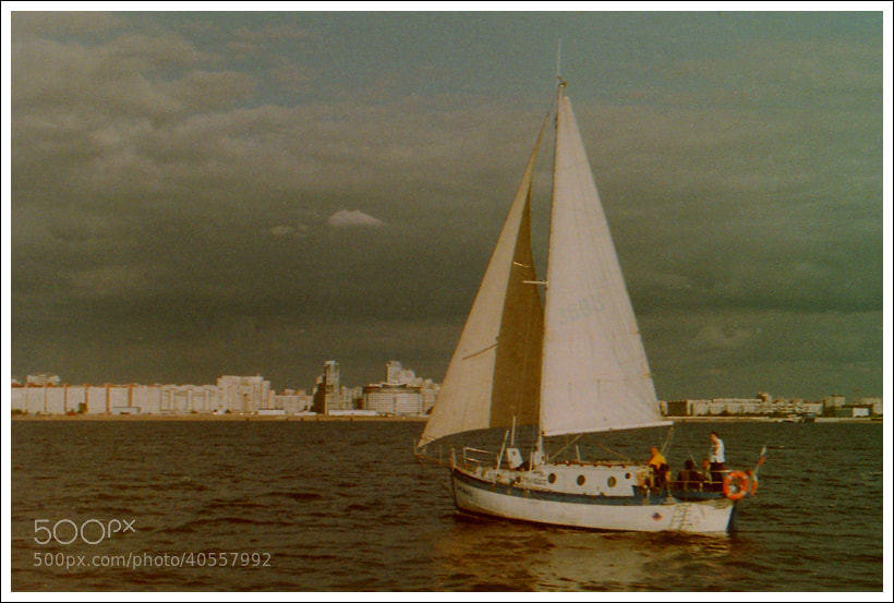 Photograph Sailing in St.Petersburg by Anne Synnøve Harestad on 500px