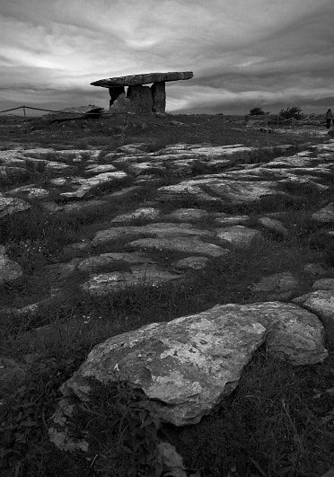 Photograph Energies of the Dolmen by Desmond Daly on 500px