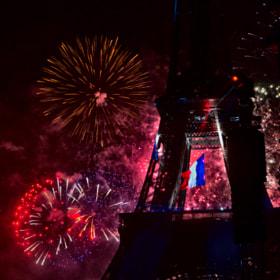 Paris, Bastille Day by Guðmundur Kári Stefánsson on 500px.com
