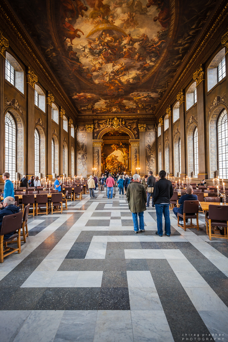 Photograph The Painted Hall by Chirag Pradhan on 500px