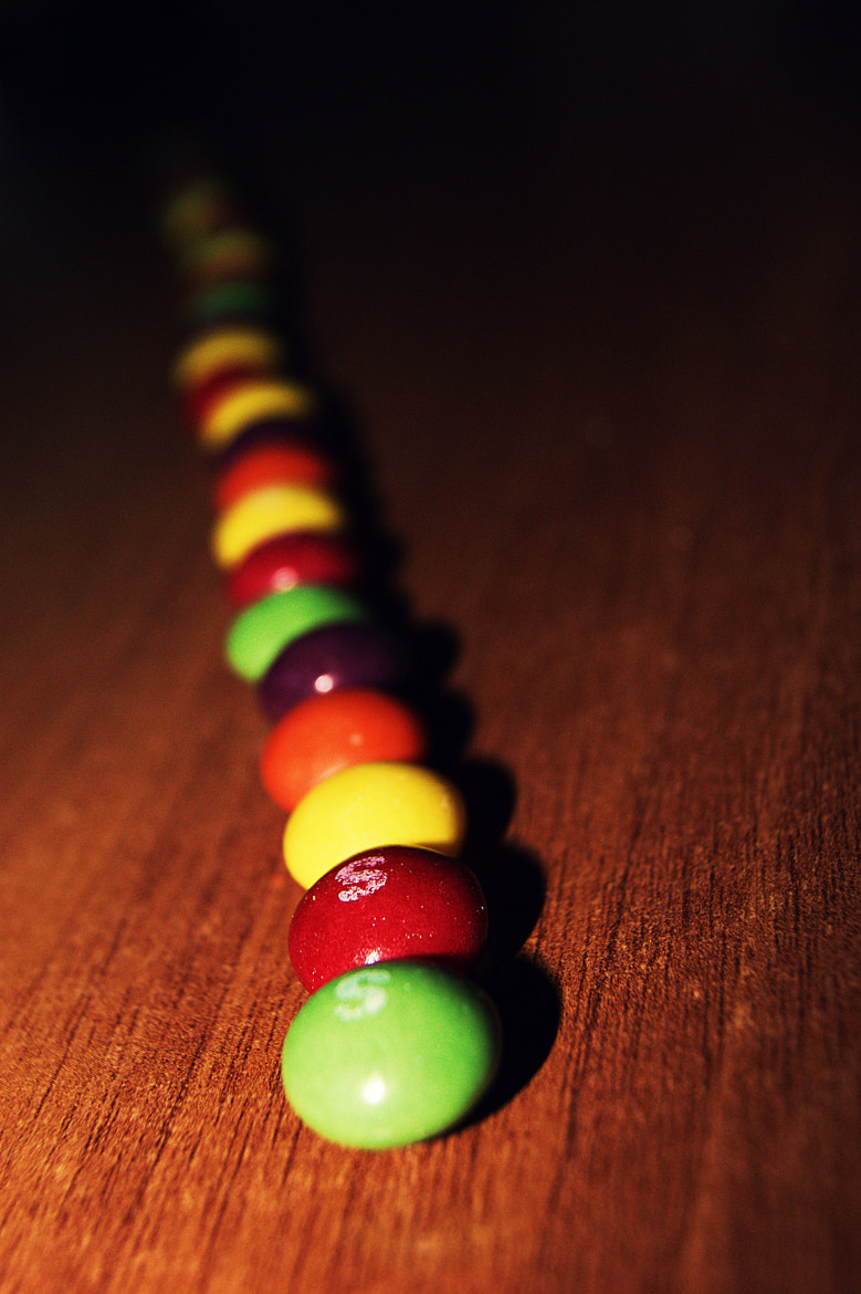 Photograph Skittles by Alex Smol on 500px