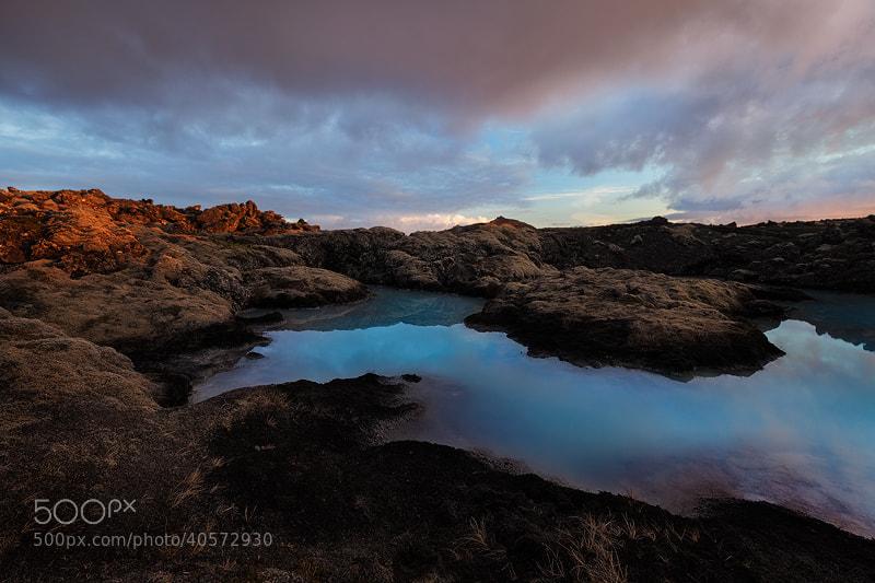 Photograph Blue Lagoon, Iceland by Sarah Marino on 500px