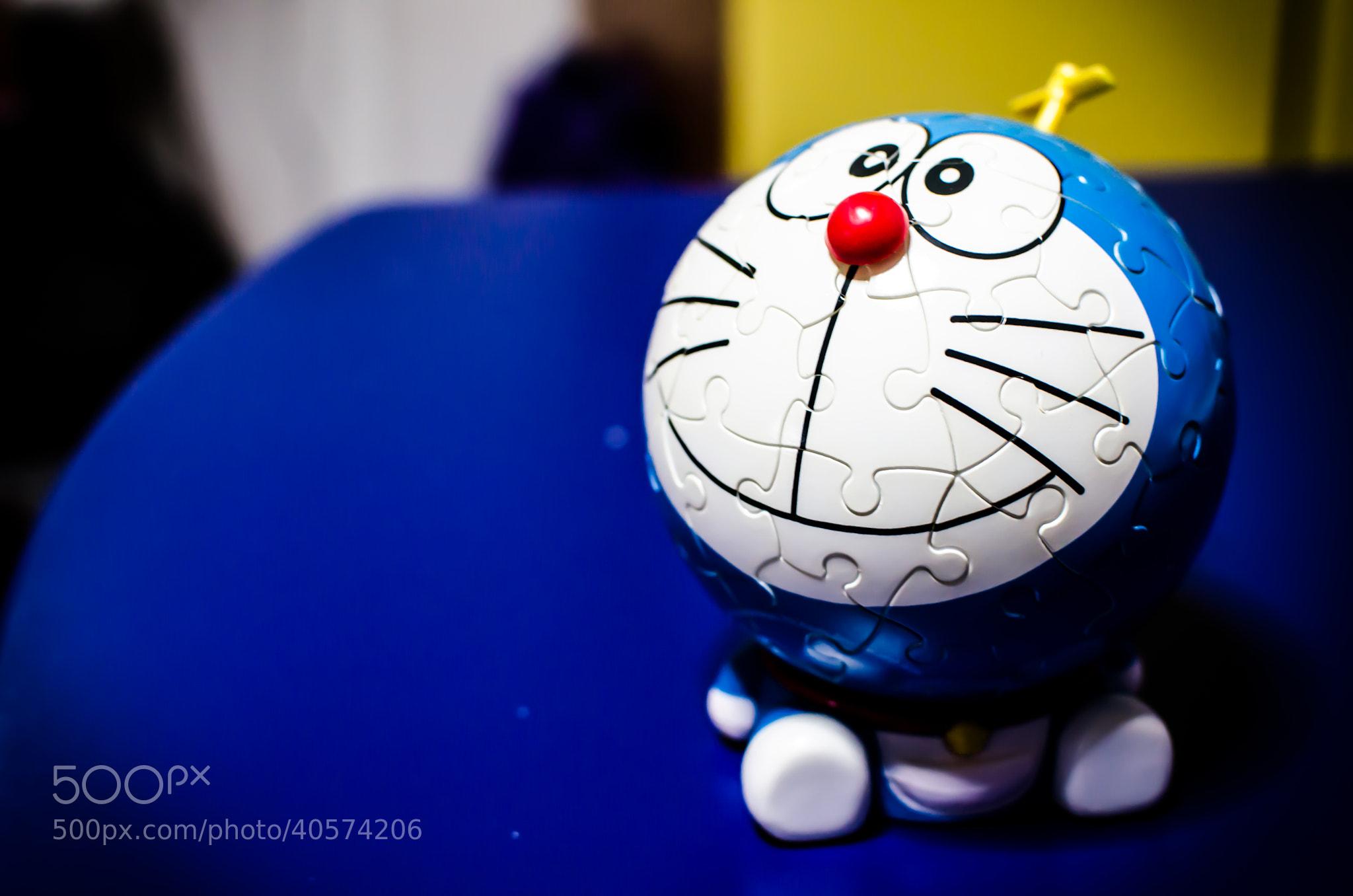 Photograph Doraemon - Vision by Wayne Wee Li Wei on 500px