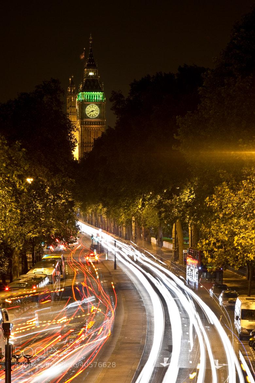 Photograph London Lights by Ken Lentz on 500px