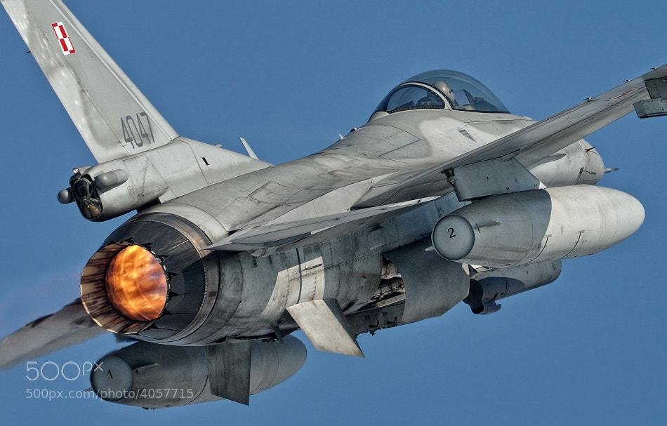 Photograph Take-off by Krzysztof Baranowski on 500px