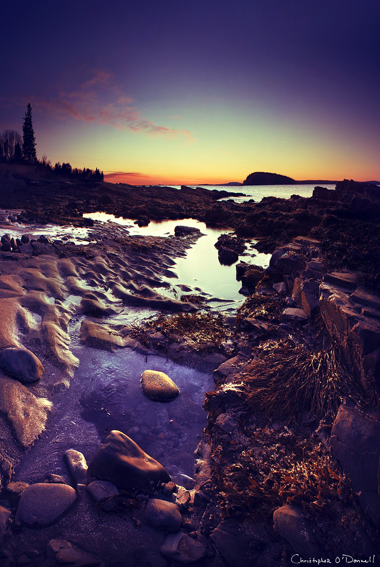 Photograph Bar Harbor Sunrise by Christopher O'Donnell on 500px