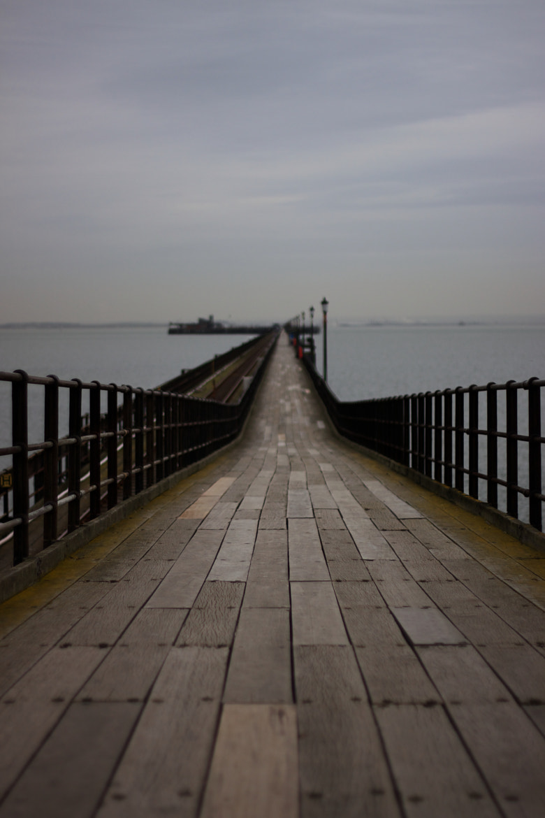 Photograph Southend Pier by Andy Fisher on 500px