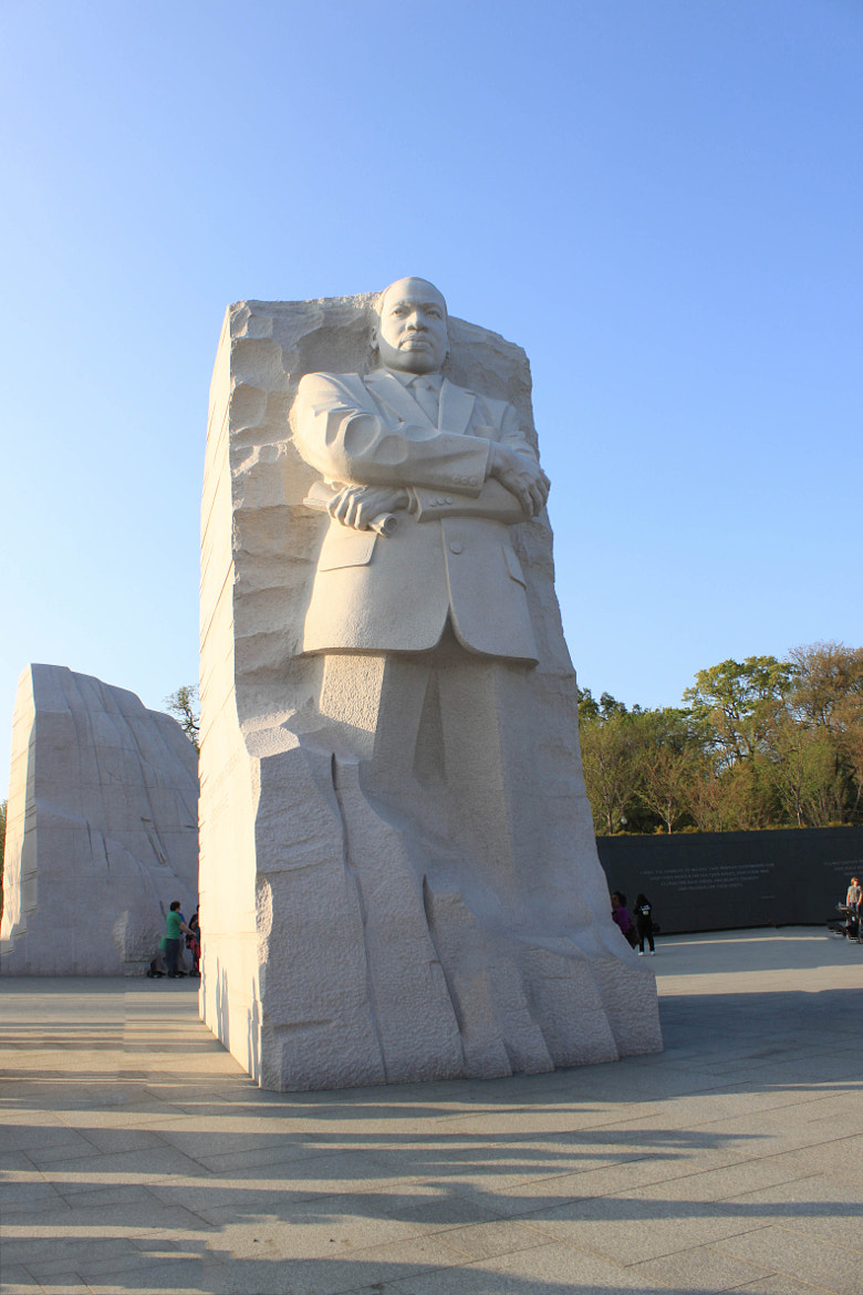 Photograph Martin Luther King Jr Memorial Monument. by Robb Smooth on 500px