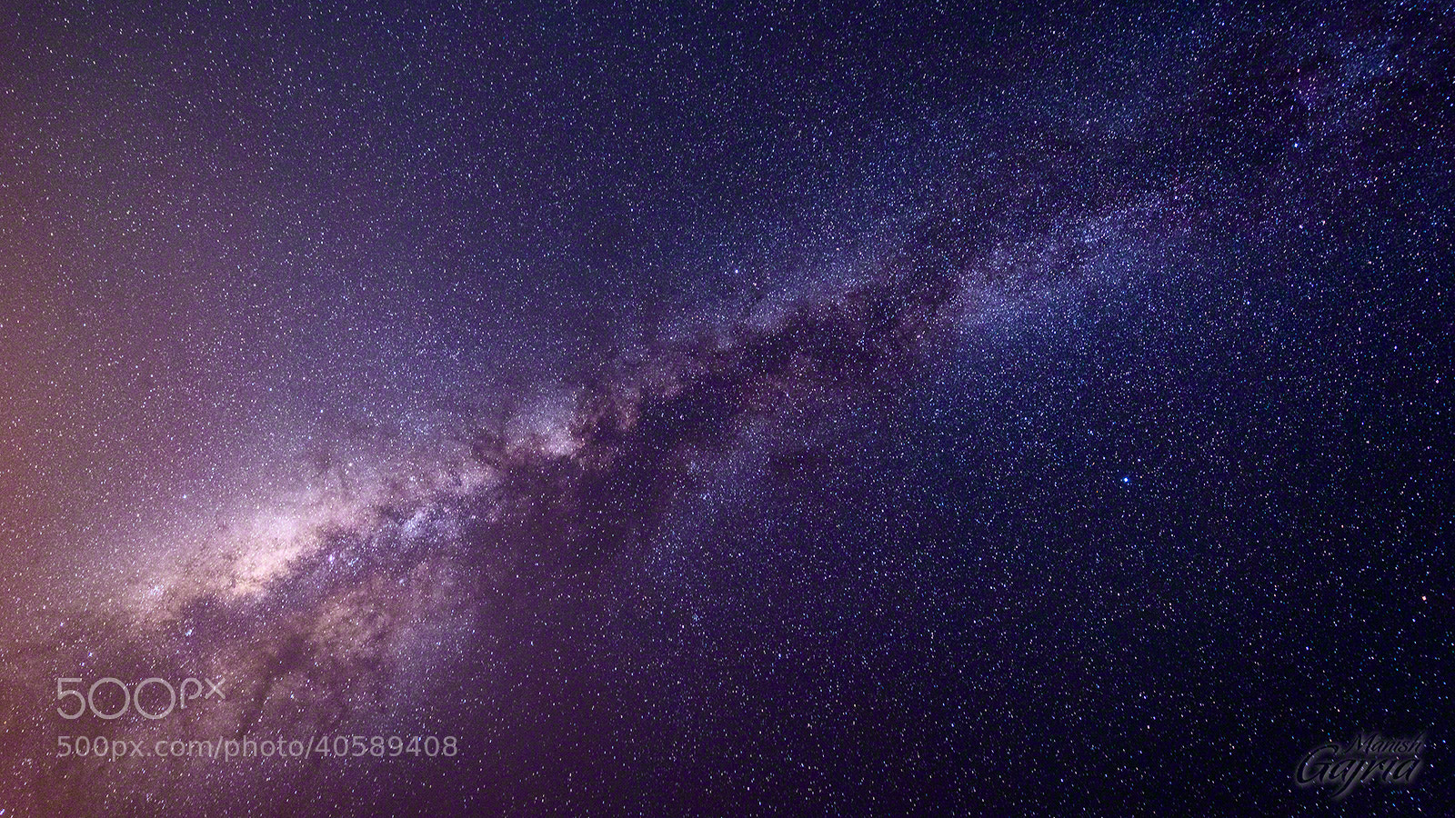 Photograph Seeing Stars in Ladakh by Manish Gajria on 500px