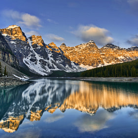 Ten Peaks by Jack Booth (Jackpx)) on 500px.com