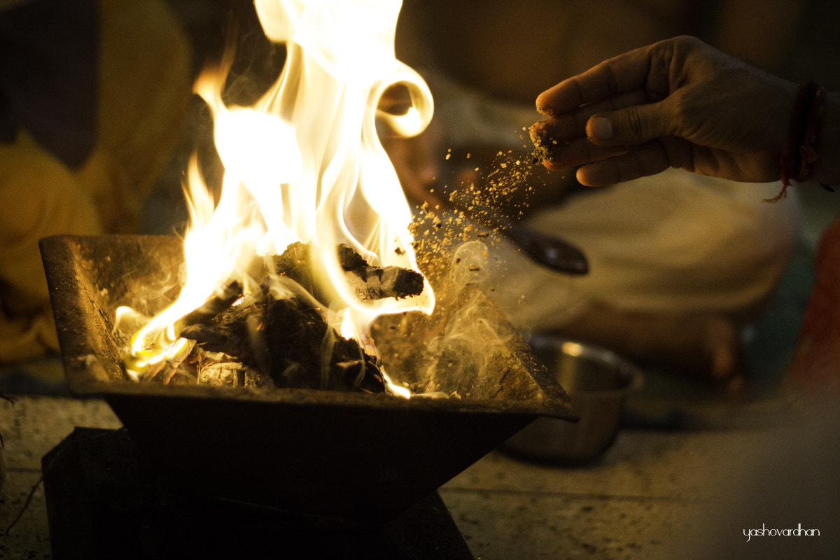 Photograph Offerings to God  by Yashovardhan Sodhani on 500px