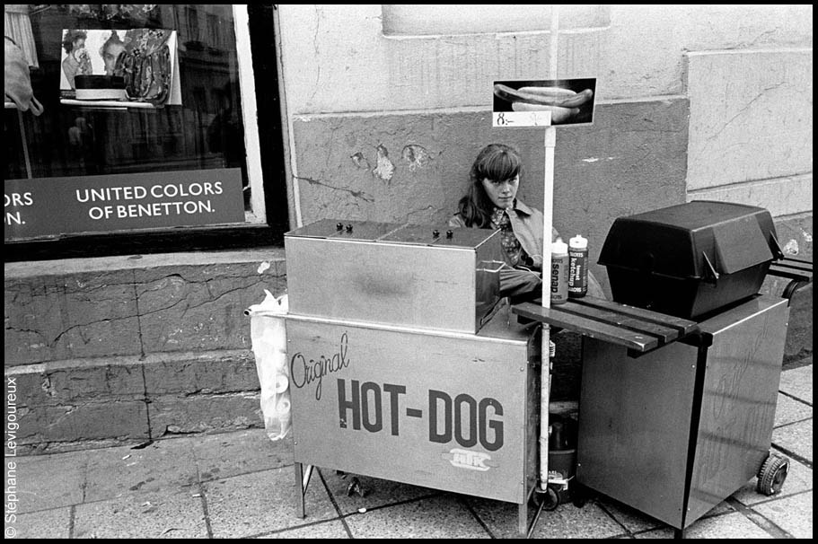 Photograph Hot-Dog by Steph Levigoureux on 500px