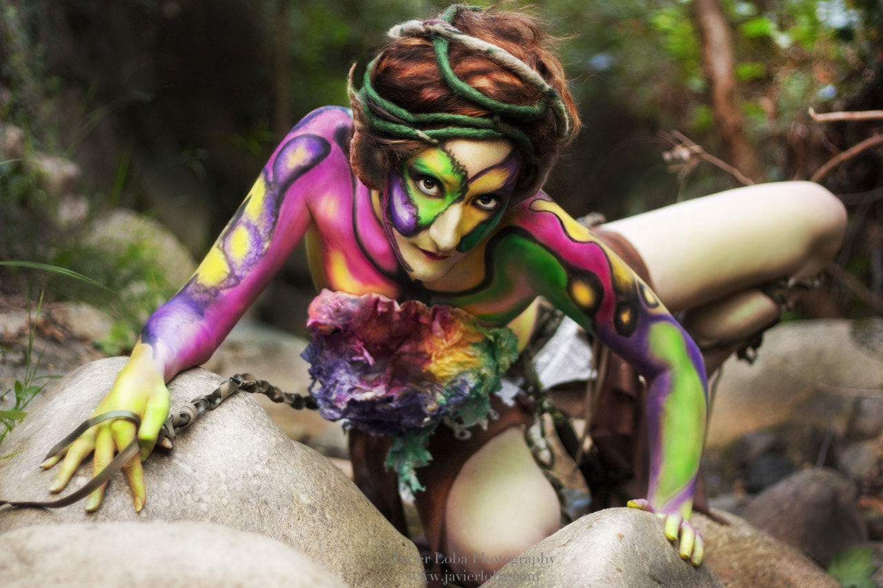 Photograph Psychedelic nymph by Javier Loba on 500px