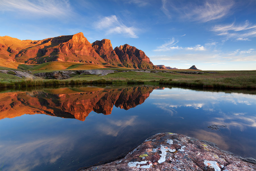 Photograph Sehlabathebe NP by Hougaard Malan on 500px