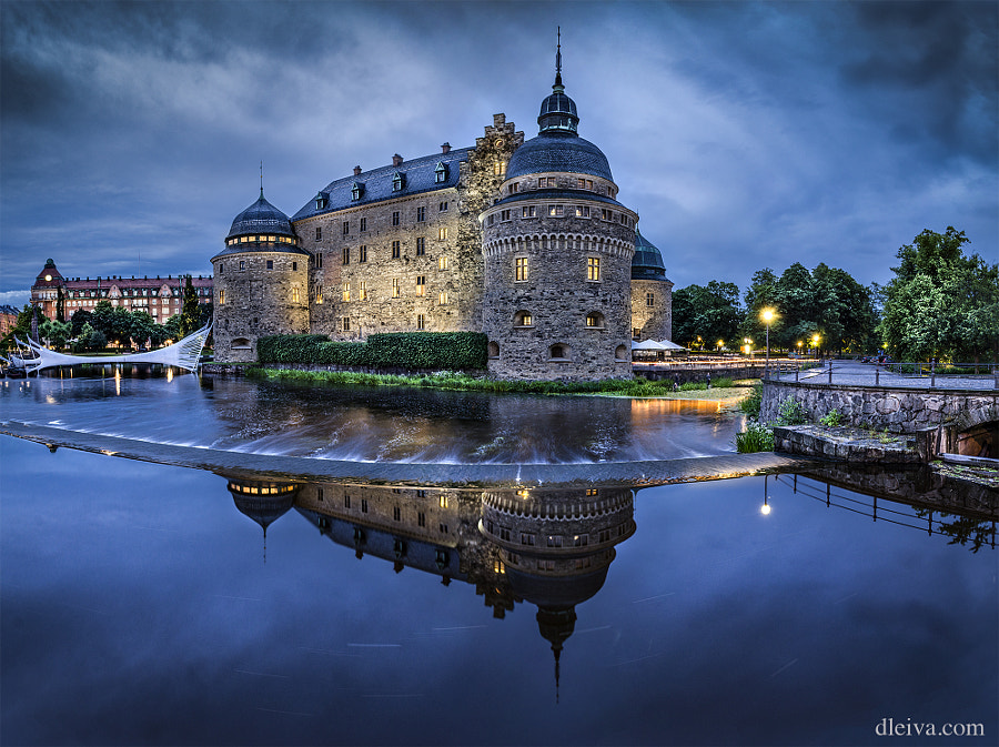 Photograph Örebro Castle (Sweden) by Domingo Leiva on 500px